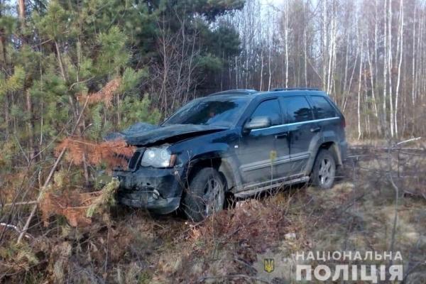 Поліцейські встановили водія, причетного до смертельної ДТП на Рокитнівщині (Фото)