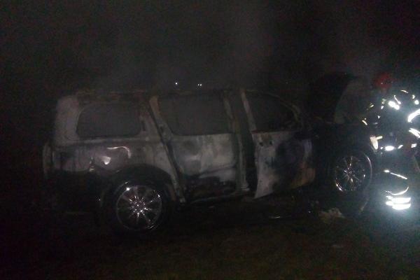 За минулий тиждень на Рівненщині сталося 32 пожежі, 11 ДТП та два самогубства