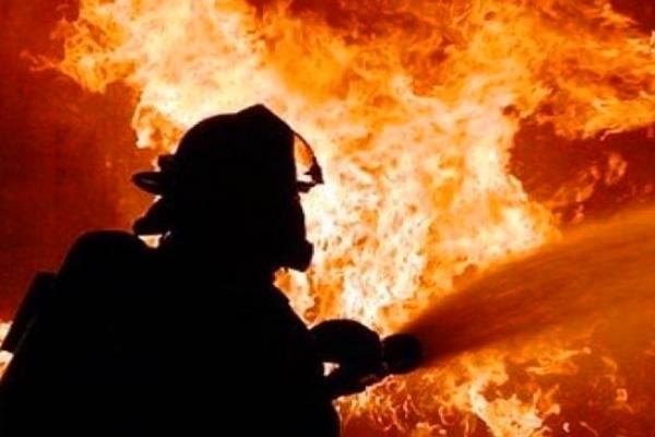 На Рівненщині під час пожежі виявили мертву людину
