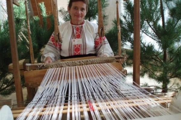 Фільм про старовинний вид ткацтвапокажуть уРівненському краєзнавчому музеї