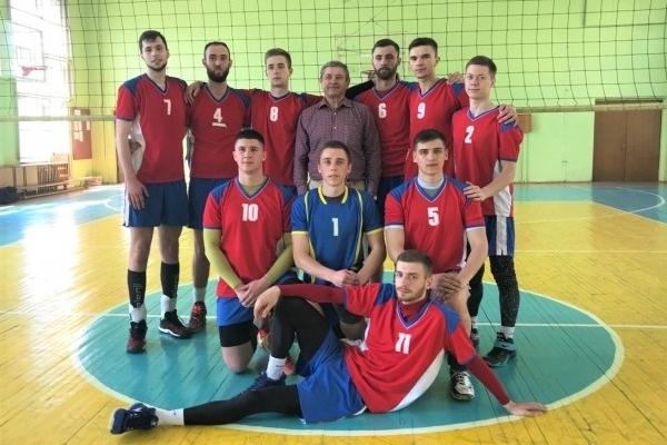 Рівненські волейболісти вийшли в фінал Всеукраїнської Універсіади