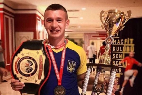 Рівненський спортсмен Олег Жох прийшов до тями