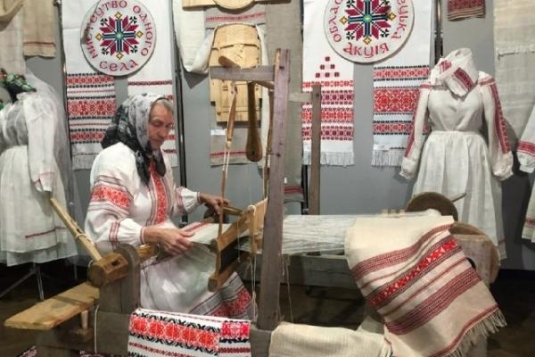 У Рівному відкрили виставку «Мистецтво одного села» (Фото)
