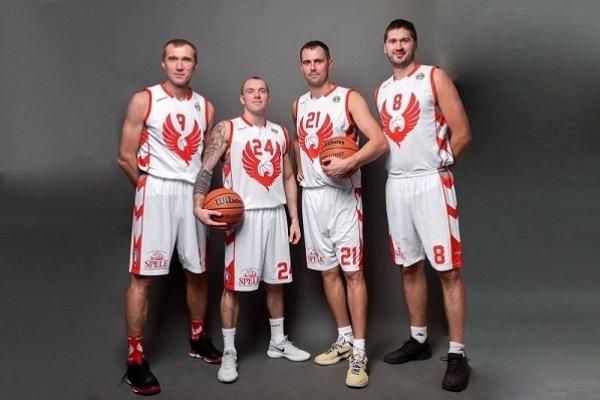 Гравці чоловічої команди БК «Рівне» знялися в ексклюзивній фотосесії