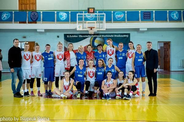 Дівчата БК «Рівне» впевнено вийшли в чвертьфінал Кубку України