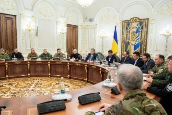 Історичний день: парламент України схвалив запровадження воєнного стану