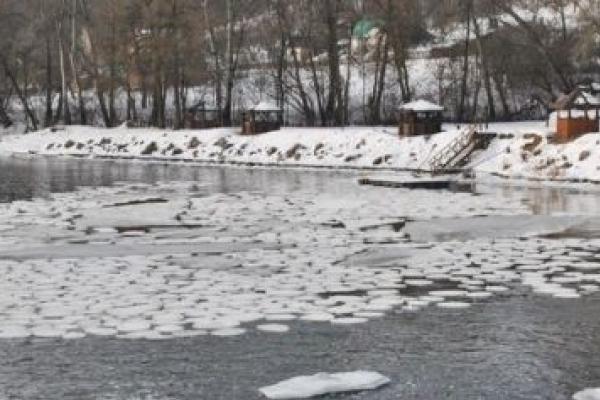 Громадян попереджають про  обережність під час зимової риболовлі