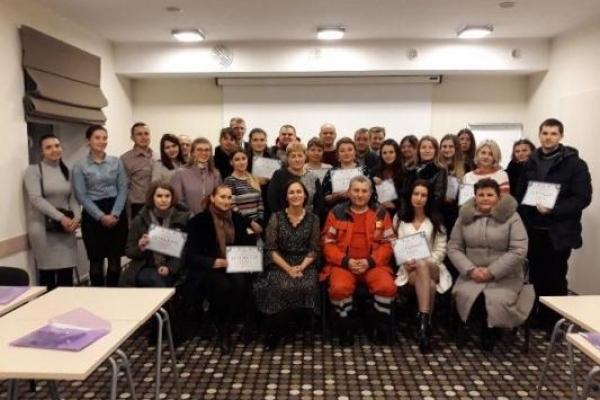 Світовий банк розпочав фінальний етап навчань лікарів на Рівненщині
