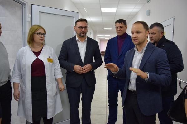 У Рівненському районі відкрили відділення паліативної та хоспісної медицини
