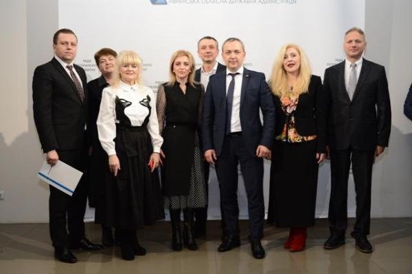 На Рівненщині презентували кращі реалізовані освітні ініціативи