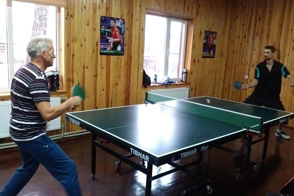 В Рокитному розіграли Кубок Рівненщини з настільного тенісу