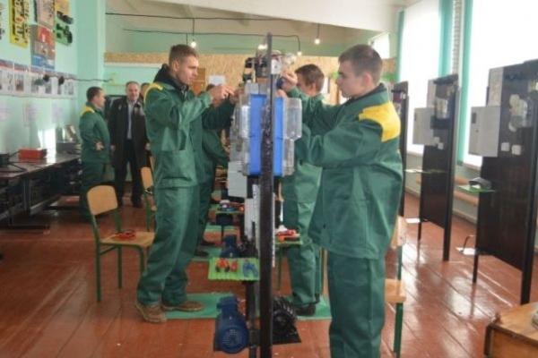 На Рівненщині відкрили Навчально-практичний центр  для електромонтажників
