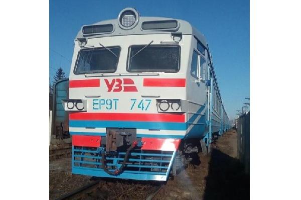Залізничними дорогами Рівненщини кататиметься капітально відремонтований потяг (Фото)