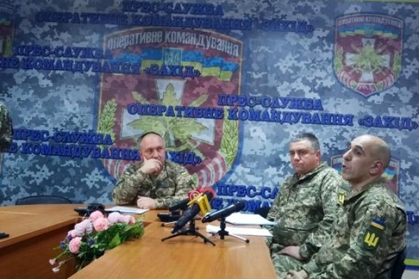 Не мобілізація, а навчальні збори для оперативного резерву розпочнуться вже з понеділка, 3 грудня