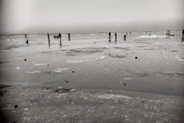 У Путилівському водосховищі понизився рівень води