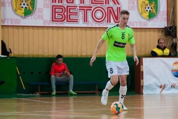 Ігор Салтанов – найкращий гравець листопада