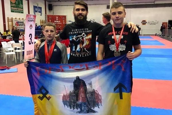 Борці з Рівненщини завоювали медалі Кубку Світу