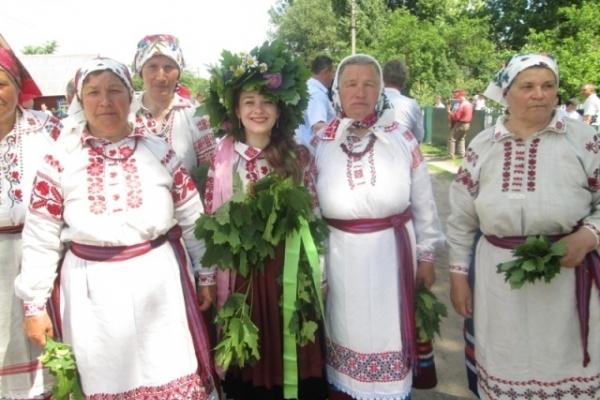 Обряд «Водіння Куста» визнали культурною спадщиною