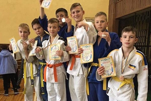 Рівненські дзюдоїсти привезли медалі з Волині