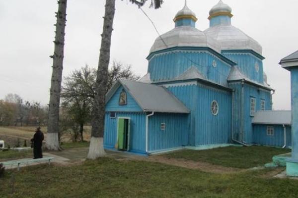 У Кунині, що на Здолбунівщині православний храм на межі руйнування