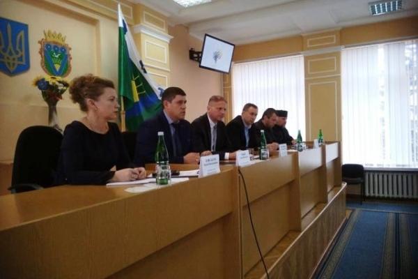 УРівненській області стартували Ради регіонального розвитку