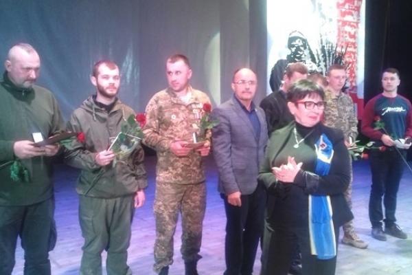 Урочиста церемонія нагородження «Шануймо гідних» відбулася у Рівному