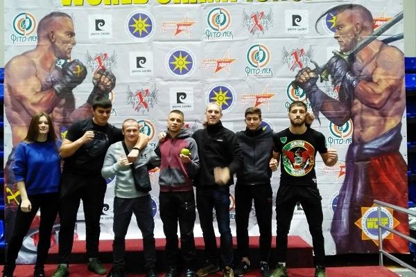 Бійці Рівненщини здобули 11 медалей Чемпіонату Світу з козацького двобою