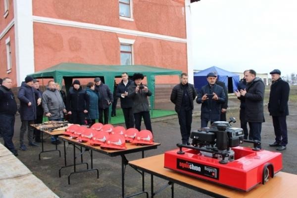 Рівненські рятувальники підвели підсумки «Польської допомоги» (Фото)