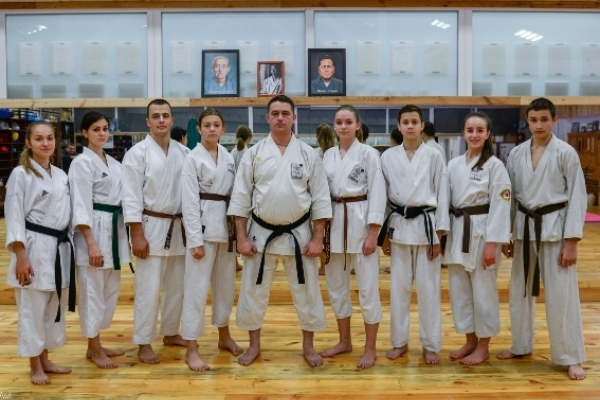 Рівненські спортсмени увійшли до складу національної збірної України