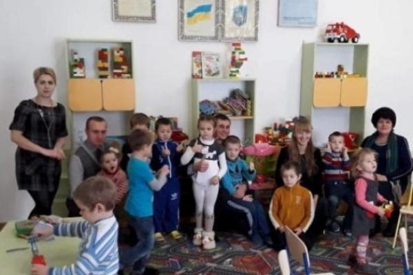 На Здолбунівщині відкрили новий дитячий садочок