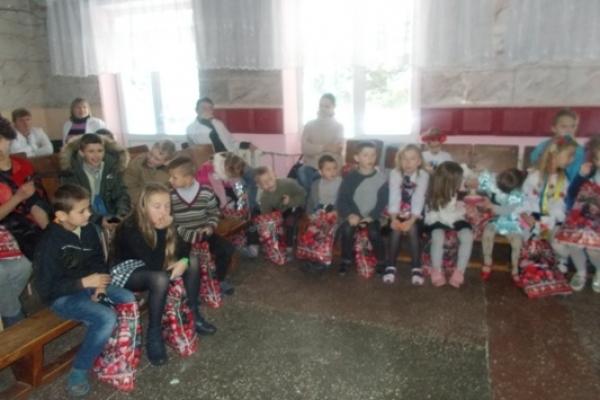 Благодійну акцію «Твори добро» традиційно організовують на Рівненщині військові