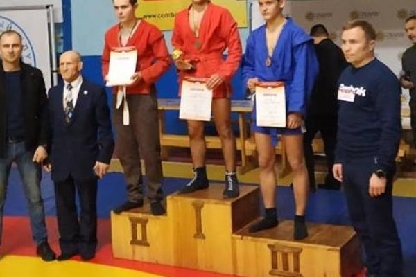 Рівненські самбісти перемогли на Всеукраїнському турнірі