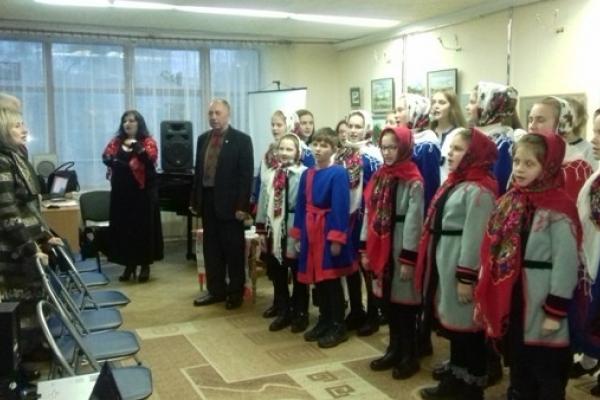 У Рівному презентували різдвяні музичні фільми, створені за ініціативи та з музикою Андрія Пастушенка