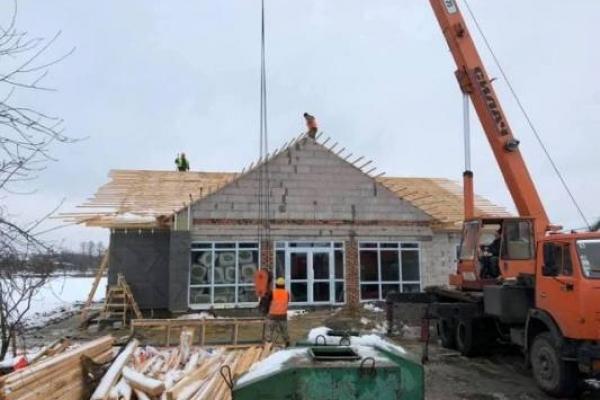 Нова амбулаторія постане  незабаром у селі Забороль Рівненського району