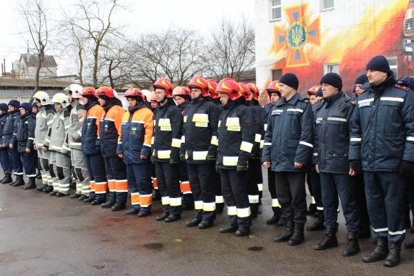 Рівненські рятувальники перейшли на посилений режим несення служби
