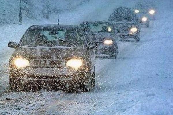 Жителів Рівненщини попереджають про погіршення погодніх умов