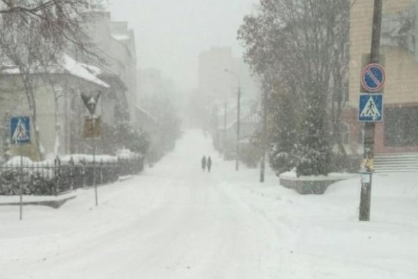 Погода у Рівному завтра, у п'ятницю, 4 січня