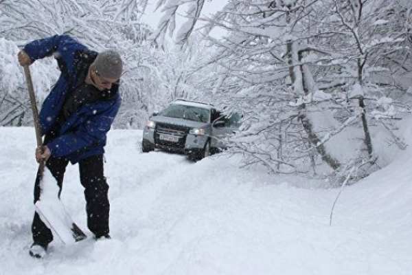 На Різдво на Рівненщині очікується сніжна морозна погода