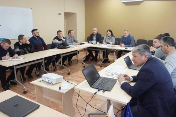 У Рівному проходять робочі зустрічі з новообраними головами та депутатами ОТГ
