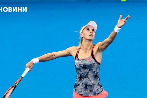 Рівненська тенісистка поступилася суперниці у Брісбені