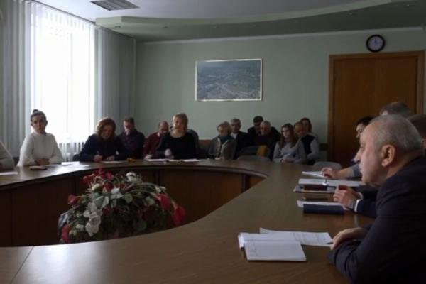 У Рівному обговорили план приєднання навколишніх сіл (Відео)