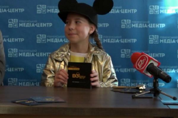 Наймолодша ді-джейка України презентувала свій перший альбом у Рівному (Відео)