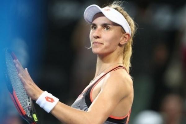 Дівчина з рівненського Полісся увійшла до списку «ТОП-25» кращих тенісисток світу