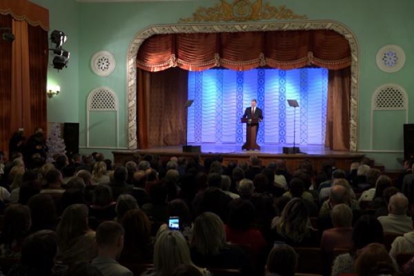 Президент України відвідав Здолбунів (Відео)