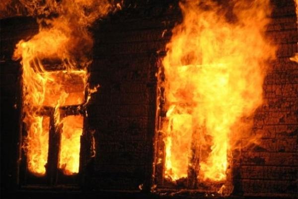 У Радивилівському районі під час пожежі  загинула людина