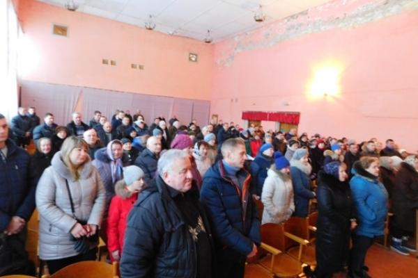 У Малих Дорогостаях на Млинівщині релігійна громада хоче змінити юрисдикцію храму