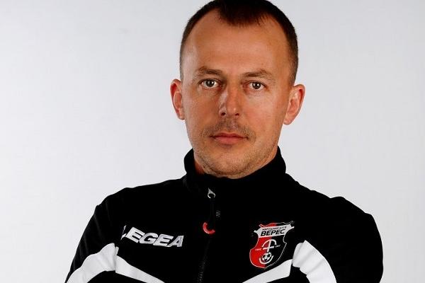 Олександр Вербицький покинув «Верес»