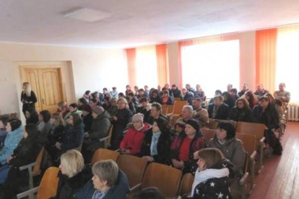 На Рівненщині сільські громади визначають пріоритетні цілі розвитку на найближчі роки