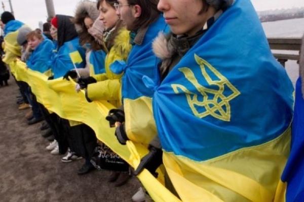 Як на Рівненщині відзначають День Соборності й 100 річчя Акту злуки