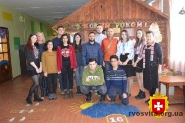 До  Володимирецького  колегіуму  приїхала делегація з Туреччини